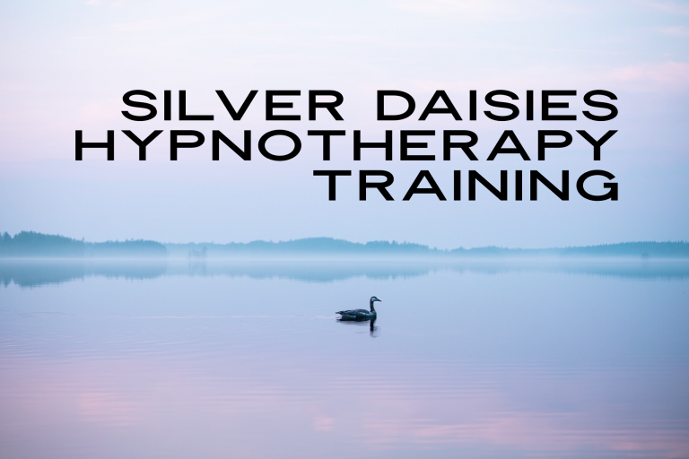 Silver Daisies Hypnotherapy Diploma